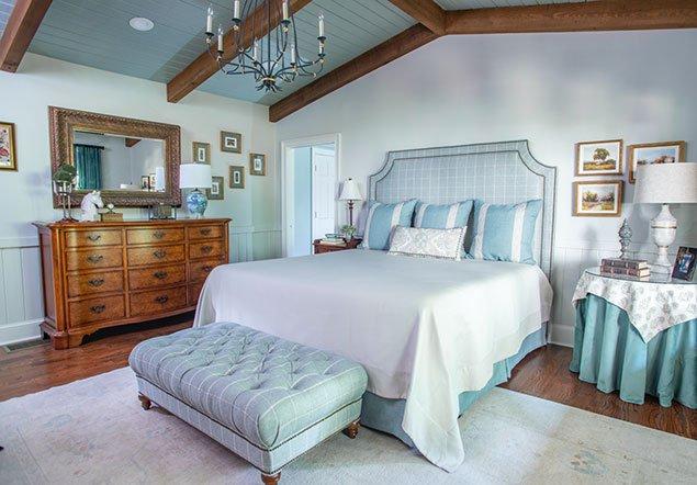 Five Points Athens Masters Bedroom Interior Design