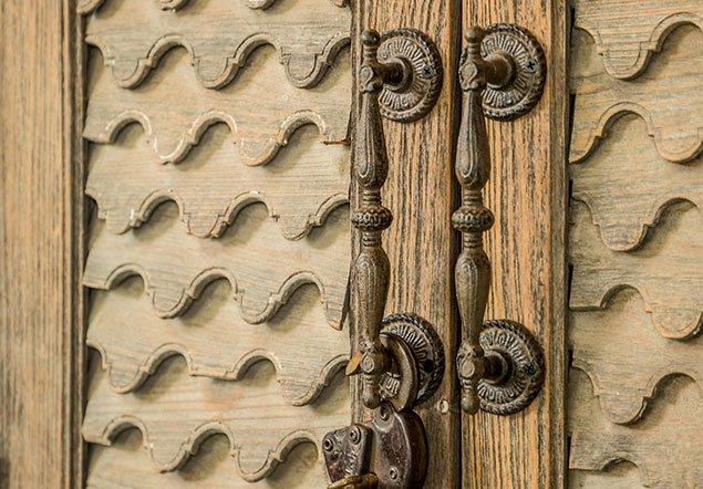 Appling Detail Kitchen Pantry Door Handle Interior Design