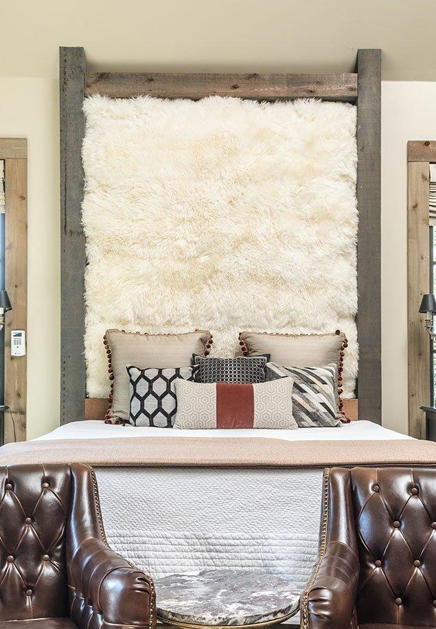 Appling Masters bedroom interior design