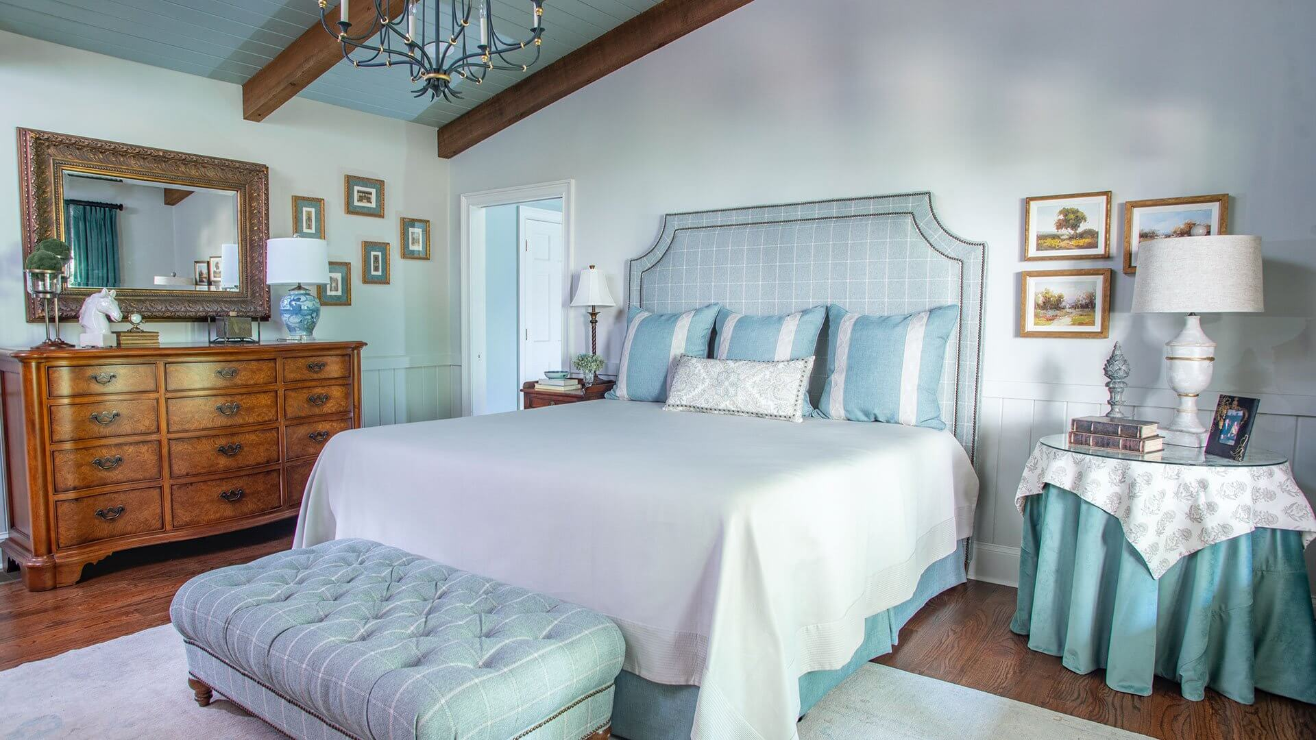 Erin Gilmer Interiors Bedroom Interior sample design