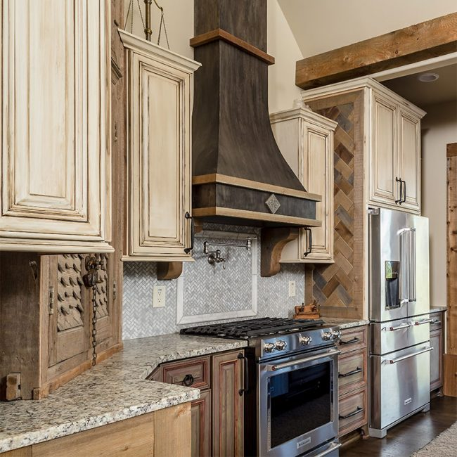 Appling Kitchen Pantry Small design for interior design