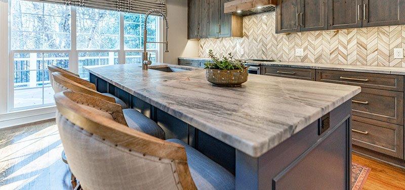Milstone Counter Top Design